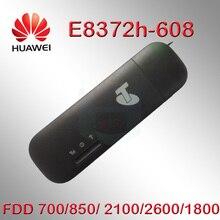 Открыл huawei E8372 E8372h-608 150 Мбит/с 4G LTE usb Wi-Fi модем carfi автомобилей, Wi-Fi маршрутизатор pk 8278 E3372 usb модем LTE модем e8278