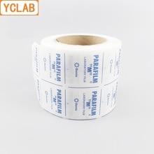 Yclab Bemis Parafilm 4 Inch * 125 Voeten 10.16 Cm * 3810 Cm Roll Laboratorium Film PM 996