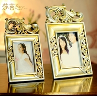 European Retro Nostalgic 5 Inch 7 Inch Photo Frame Creative Resin Photo Frame Combination Bedroom Desktop Decorative Ornaments