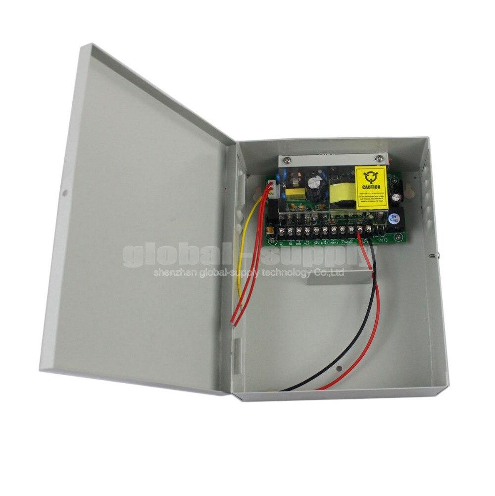 bilder für DIYSECUR 12V3A Usv-stromversorgung/UPS Backup-Power Adapter für Zugangskontrollsystem Marke Neue