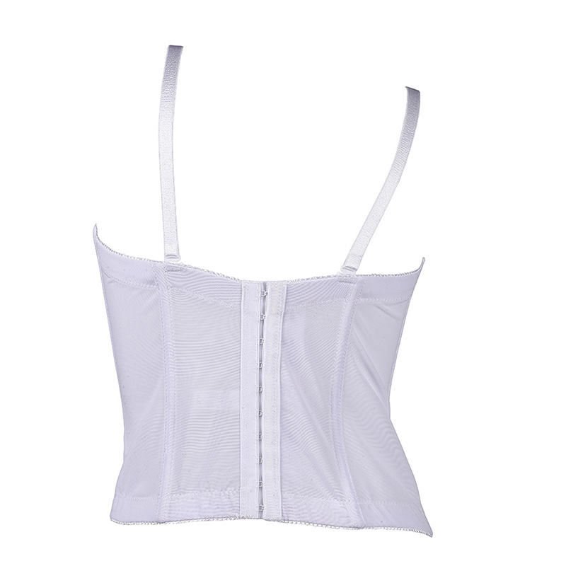 c70b4f659c7 Suntop Sexy Overbust wedding Corset hot shaper female White Corset Top Plus  Size underwear bustier bra style Corpete Corselet-in Bustiers   Corsets  from ...
