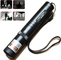 Portable 2 in 1 Military Green Laser Pointer Flashlight Dot Visible Beam 851