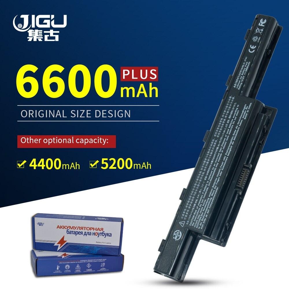 JIGU de batería para Acer para Aspire 5349 de 5560G 5741G 5742G 5750G V3 AS10D31 AS10D41 AS10D51 AS10D61 AS10D71 AS10D73 AS10D75 AS10D81
