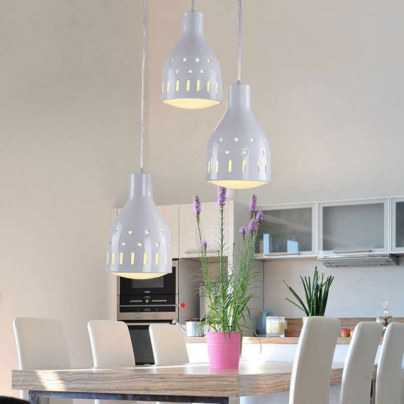 country dining room lighting | Modern Rope Pendant Light Fixtures kitchen Dining Room Bar ...