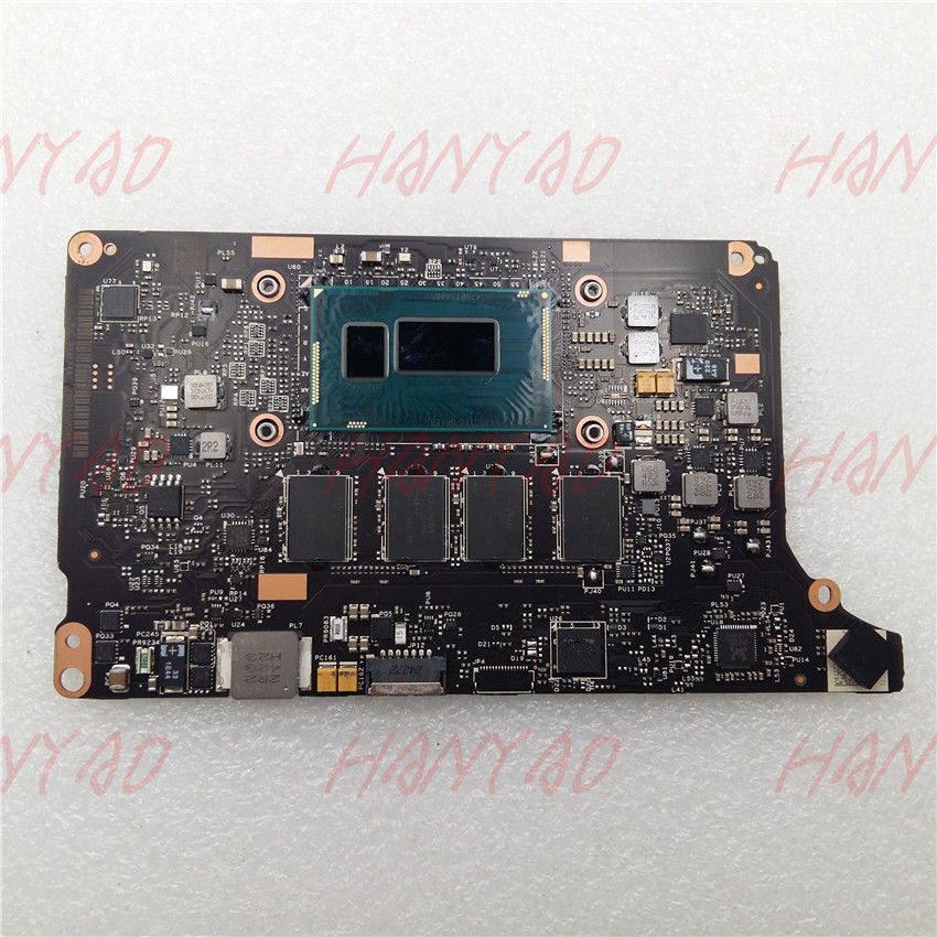 VIUU3 NM-A074 For Lenovo Yoga 2 pro Laptop Motherboard I7 cpu 8GB 90004988 100% tested Price $280.00