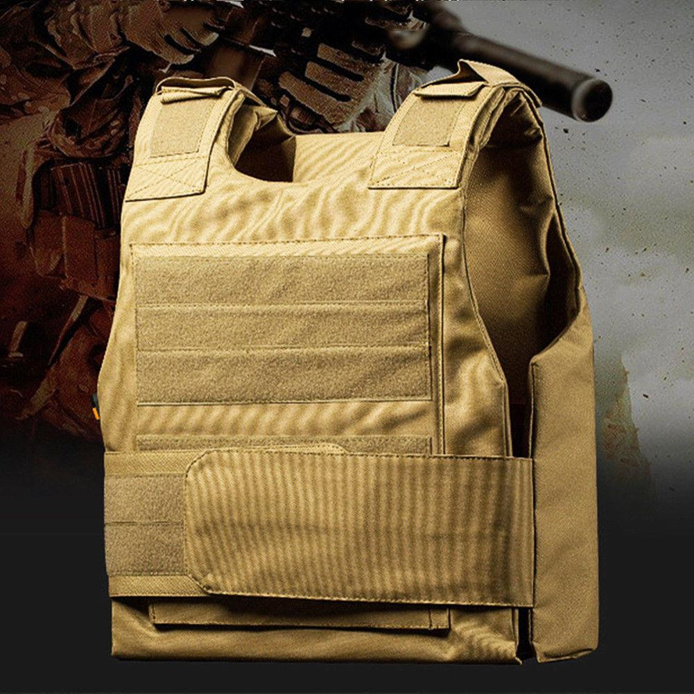 Image 5 - Mounchain Tactical Vest Amphibious Military Molle Waistcoat Combat Assault Plate Carrier Vest Hunting Protection Vest Camouflage-in Hunting Vests from Sports & Entertainment
