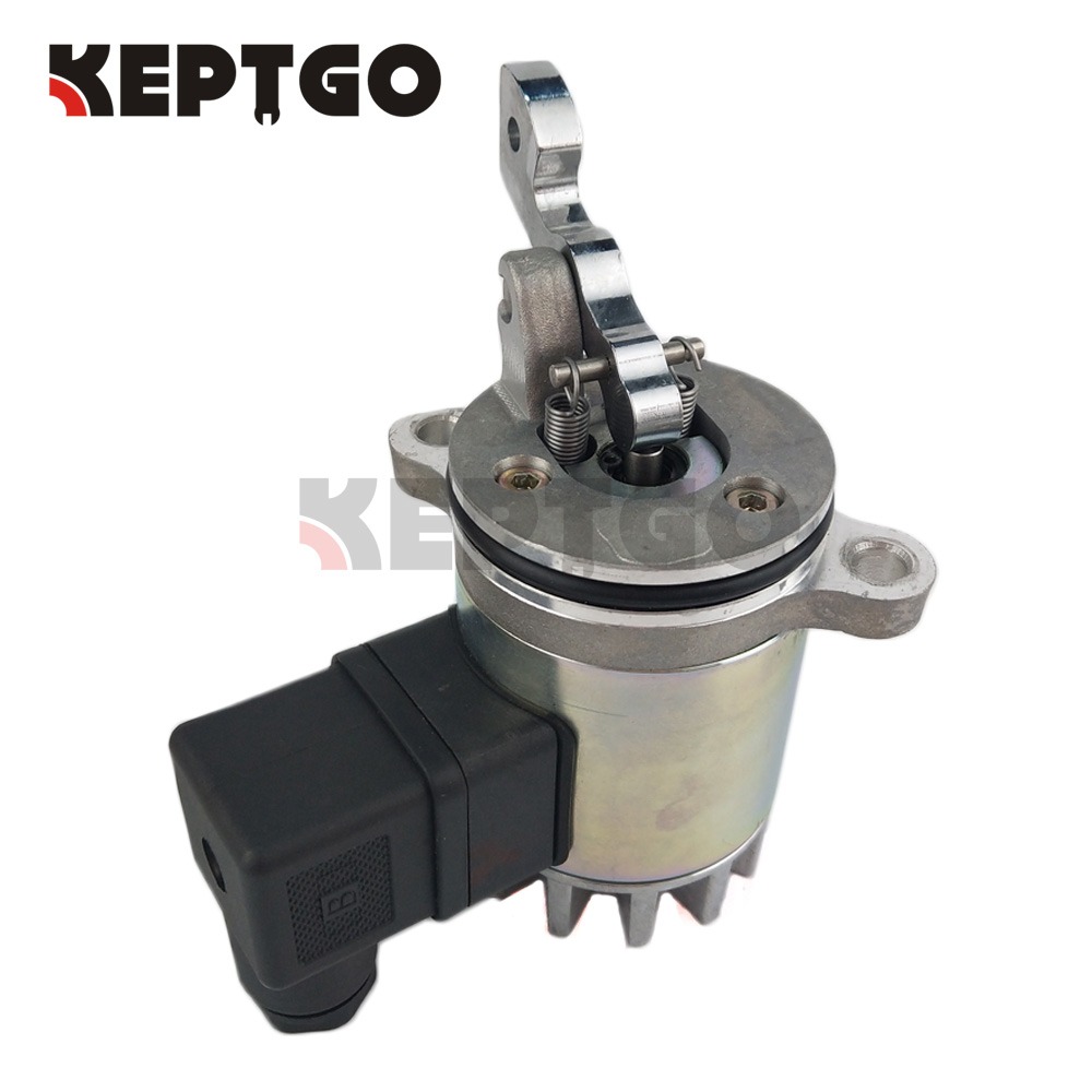 Fuel Shutoff Solenoid 24V 04281525 For Deutz EngineFuel Shutoff Solenoid 24V 04281525 For Deutz Engine