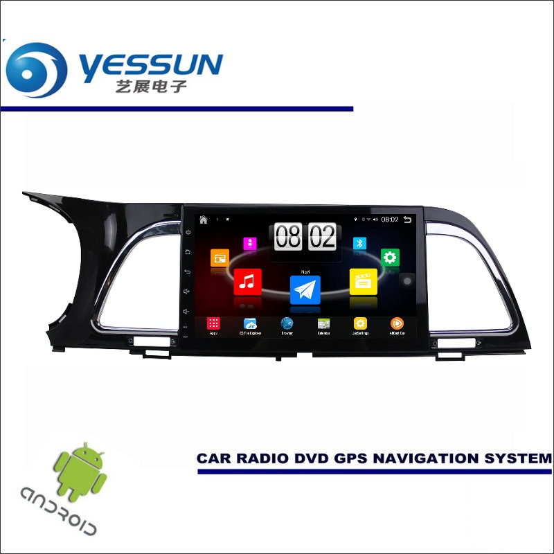 YESSUN Car Android Player Multimedia For Kia K4 2014~2016 - Radio Stereo GPS Nav Map Navi Navigation ( no CD DVD ) 9 HD Screen