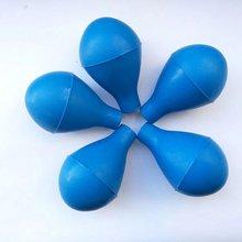 Labs всасывающий шарик пипетка резиновая лампочка-груша в форме подходит для 3 мл 5 мл 10 мл 15 мл 20 мл пипетки, 5 шт