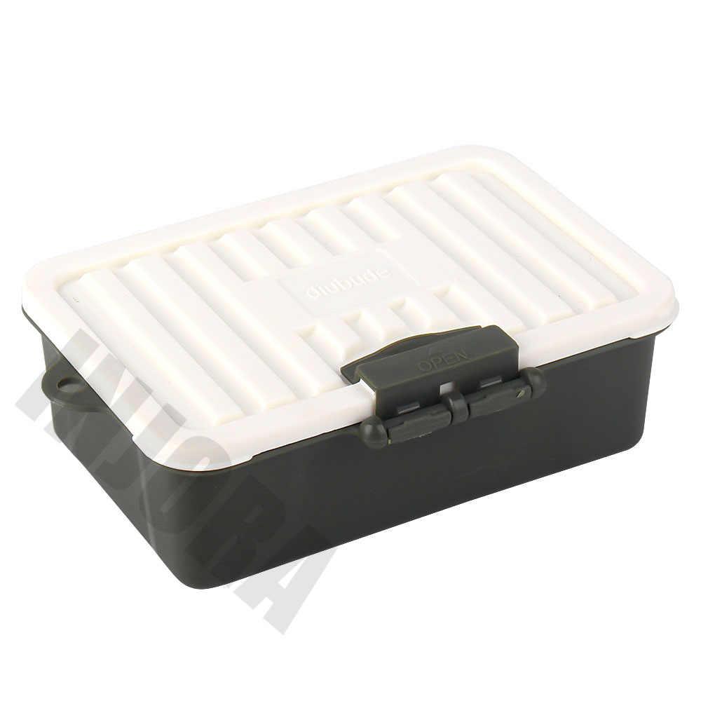 INJORA 1 шт Пластик RC автомобиль коробка для хранения украшения инструмент для Traxxas TRX4 осевой SCX10 90046 D90 1/10 Радиоуправляемый гусеничный аксессуары