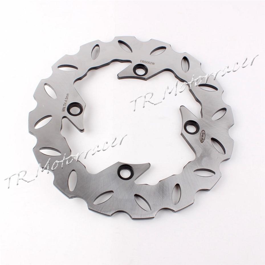 ФОТО Motorcycle Rear Brake Disc Rotor For Honda CB 600 HORNET 1998 1999 2000 2001 2002 2003 2004 2005 2006 free shipping !