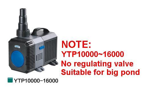 все цены на Fast Shipping 220V YTP10000 YTP12000 YTP14000 YTP16000 10000~16000L/h 80~160W frequency inverters Submersible Pump Fountain Tank онлайн