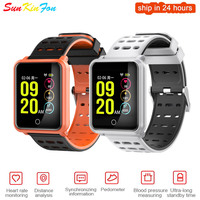 For OPPO A57 A77 A59s A37 R17 Pro Super Definition Large Screen Sports Smart Watch Heart Rate Blood Pressure Monitor Smatwatch