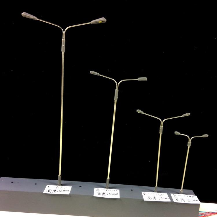 VALIN Lamps MODEL 20pcs Model Railway building material sand