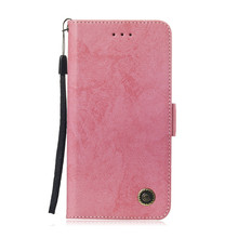 Flip Stand For NOKIA 3.1 Plus Case Flip Stand Wallet Retro Leather Cover design Mobile Phone Bags Card slot function kinston girl s back patterned flip open case w stand card slot for nokia lumia 520 4 3 white