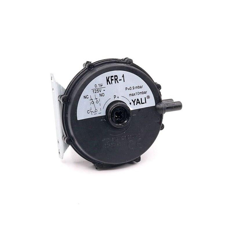 Round Universal Air Pressure Switch KFR-1 Boiler gas water heater Pressure Switch