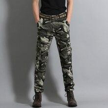 Цвета марка одежды брюки мужчины армия армия камуфляж брюки-карго тактические брюки мужчины militar paintball2017