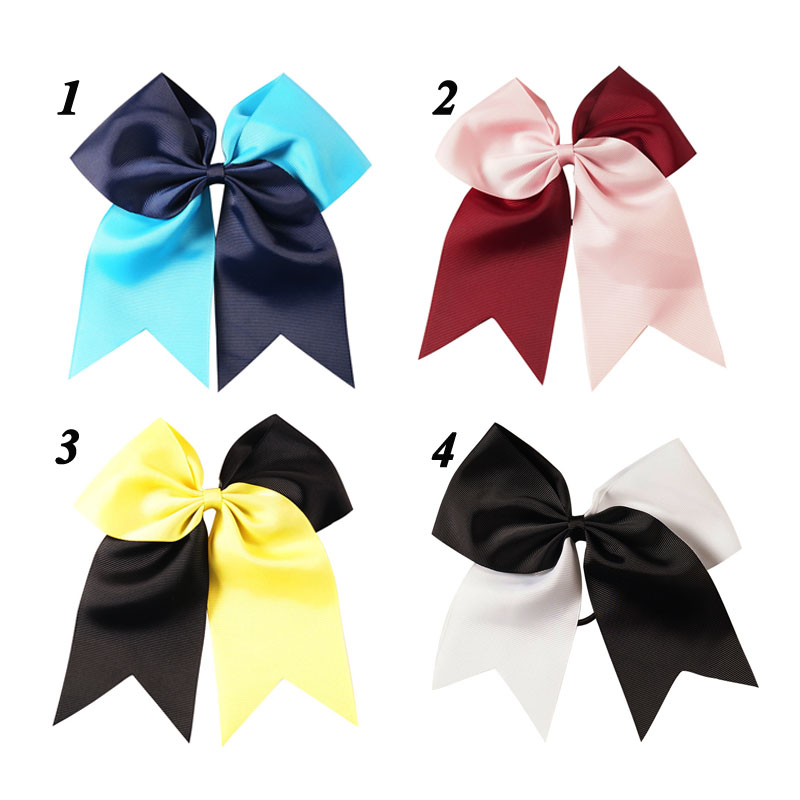 Brilliant Online Get Cheap Cheerleading Hair Bows Aliexpress Com Alibaba Hairstyle Inspiration Daily Dogsangcom