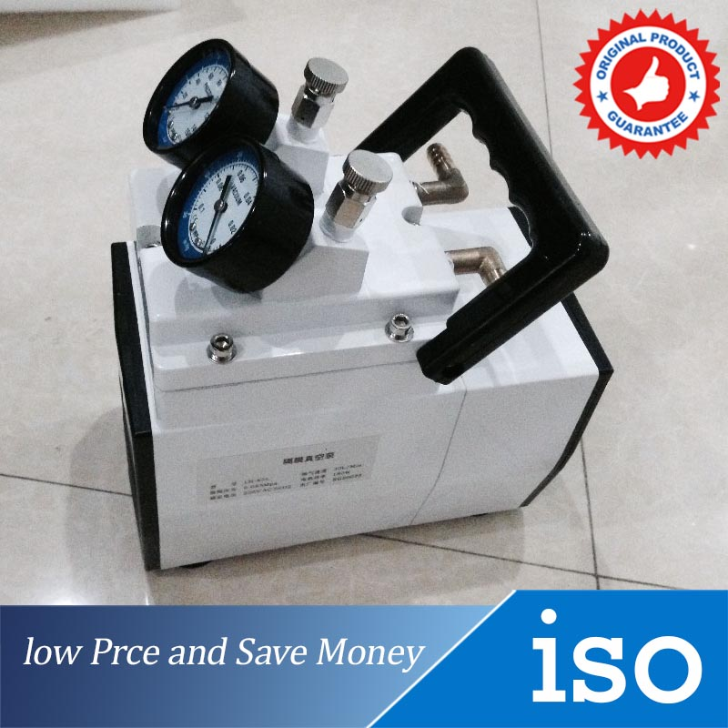 LH-85L Sale Electric Cheap Silent German Adjustable Air Operated Oil Free Chemical Micro Vacuum Pump For Industrial manka care 110v 220v ac 50l min 165w small electric piston vacuum pump silent pumps oil less oil free compressing pump