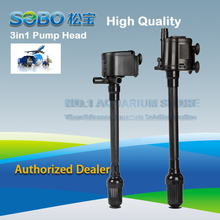 Brand New SOBO Aquarium Powerhead Pump Water Filter 3 in 1 Submersible Tropical Marine WP-1660/2660/3660/1990/2990/3990
