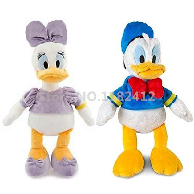 Aliexpresscom  Buy Donald Duck and Daisy Duck Plush Toy Set of 2