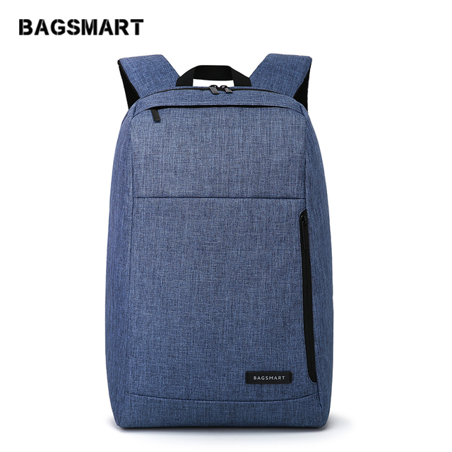 BAGSMART Fashion Laptop Backpack 15.6 For Men Business Backpack Notebook Bag School Bag Travel Backpack For Women