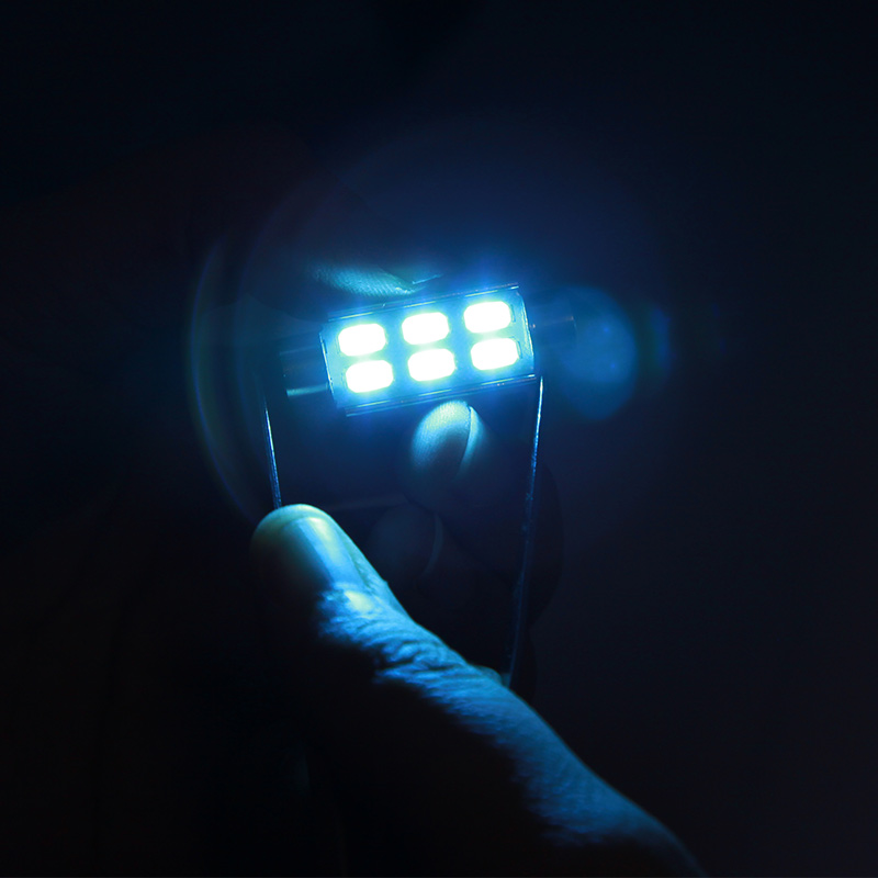 1pcs Festoon CANBUS 31mm 36mm 39mm 41mm C5W led ERROR FREE 5630 5730 6 LED smd 1pcs Festoon CANBUS 31mm 36mm 39mm 41mm C5W led ERROR FREE 5630 5730 6 LED smd interior reading white ice blue bulbs dome lamps