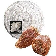 3 метра сетка новейшая хлопчатобумажная ветчина сетка для колбасы Мясник струнная колбаса в рулоне сетка для хот-догов инструменты для упаковки колбасы