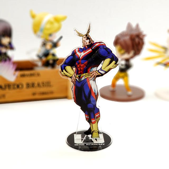 No Hero Academia All Might acrylic figure