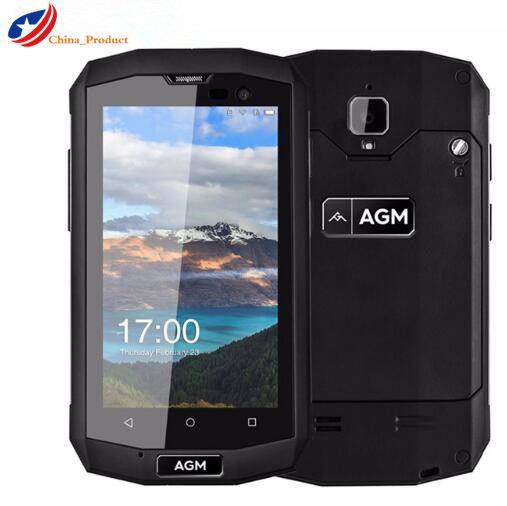 Original AGM A8 mini 4G LTE IP68 Waterproof 4 0 inch Android 5 1 1GB 8GB