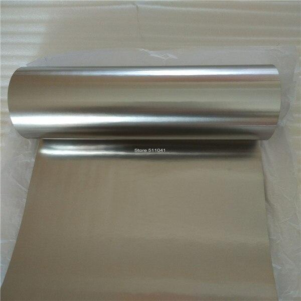 1 kg feuille de titane Gr.2 grade2 bande de titane 0.1mm * 220mm, livraison gratuite