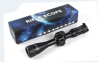 Airgun rifle 4 14x44SFF Tactical Side Focus red dot Rifle Scope Rifle sight For espingarda de ar comprimido