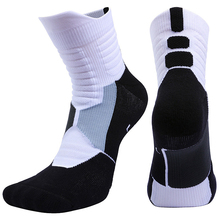 Brothock Professional deodorant basketball socks quick drying thick custom elite breathable sports towel bottom stockings
