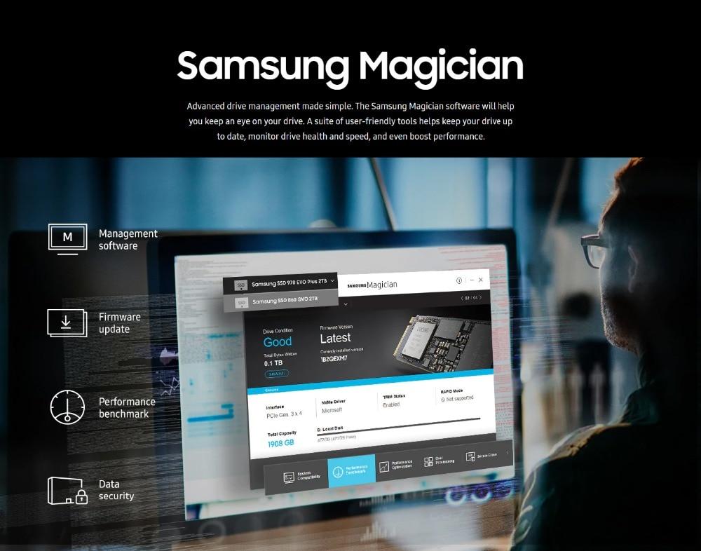 Samsung 970 EVO PLUS M.2 SSD 250 ГБ 500 1 ТБ nvme pcie Внутренний твердотельный жесткий диск HDD жесткий диск дюймов ноутбука, настольного компьютера MLC тормозной диск