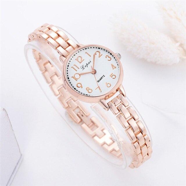 Luxury Women Bracelet Watches Fashion Women Dress Wristwatch Ladies Quartz Sport