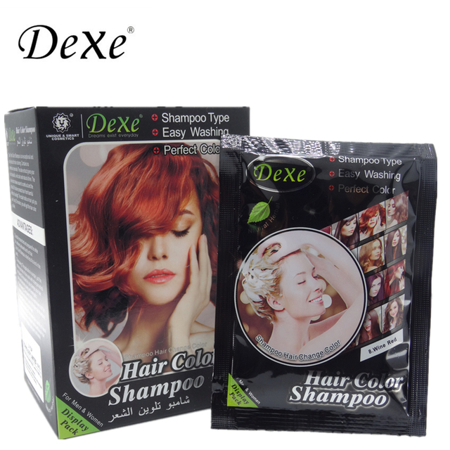 Plant Hair Dyes Pure Natural Herbs Color Hair Dye Without Ammonia