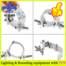 100KG tube Clamp Hook Mount For DJ Party Stage Lights Pipe 48-51mm Stage Lighting Accessories