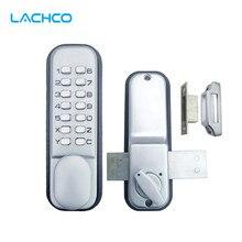 LACHCO механический кодовый замок цифровой машинной клавиатуры пароль входной дверной замок L16090BS