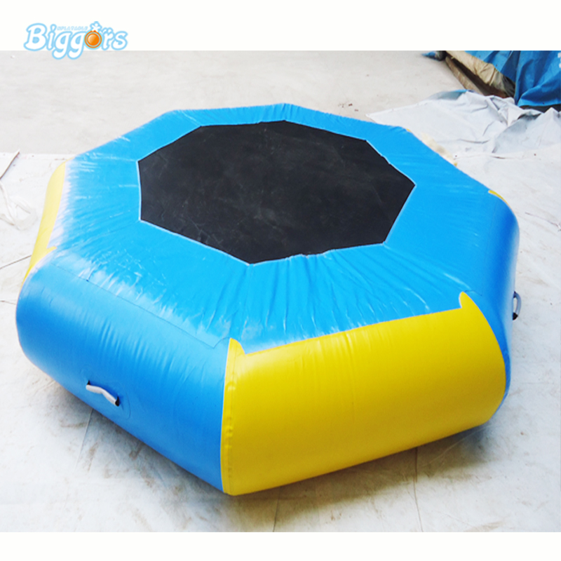 Cheap Jump Air Bouncer Inflatable Water Trampoline for Summer Hot Sale china factory price new style inflatable air bouncer inflatable water trampoline for sale
