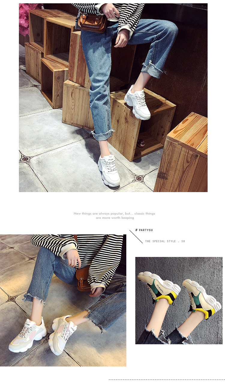 14  New itemizing sizzling gross sales Spring and Autumn web Breathable sneakers girls trainers DKS-186 HTB1THhum4HI8KJjy1zbq6yxdpXam