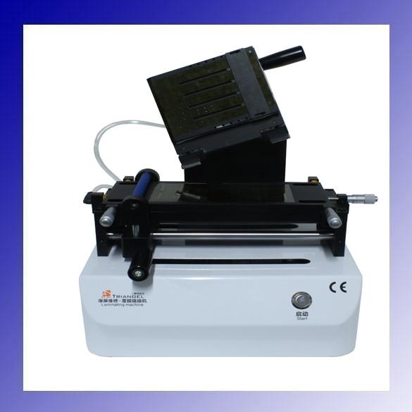 Universal  5.7 inch Built-in Vacuum OCA Film Laminating Machine Multi-purpose Polarizer for LCD Film OCA Laminator 110v 220v built in vacuum pump universal oca film laminating machine multi purpose polarizer for lcd film oca laminator