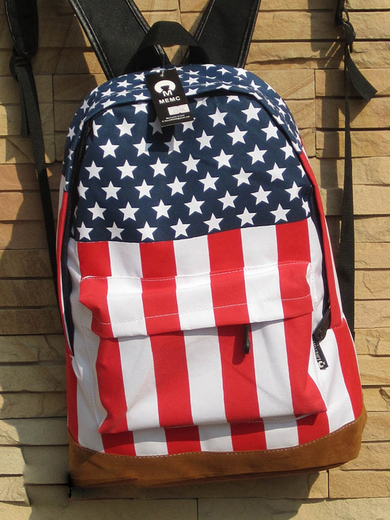 Budalaa Best Brand America 100% Real Soft Canvas Backpack Bag Multifunction Strap Laptop Bag Backpacks For Teenager Fashion Bags