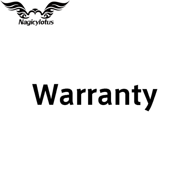 Warranty Store Service(No need to pay)