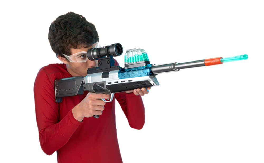 Foreign country soft gun automatic water gun bursts of electric charge NERF  toy guns ( in stock )-in Heating & Fans from Automobiles & Motorcycles on  ...