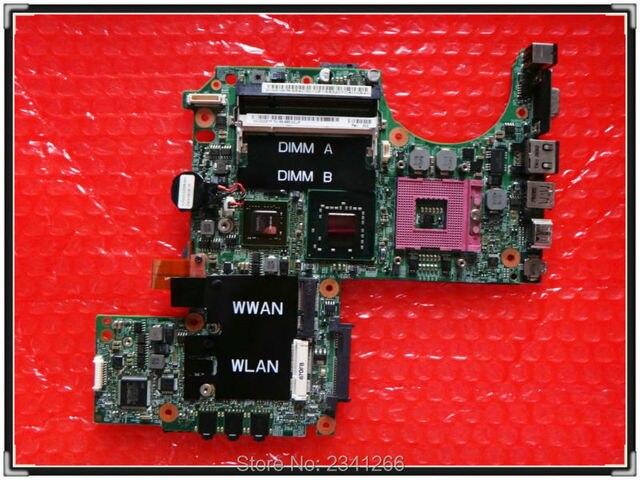 CN-0PU073 для DELL XPS M1330 0PU073 ноутбука материнская плата для intel чашки с G86-631-A2 upgrated графическая карта бесплатная доставка