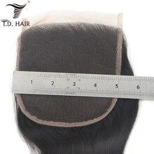 Перуанские объемные волнистые 5x5 кружевные закрытые свободные части человеческих волос 8-20 дюймов предварительно выщипанные волосы remy волосы для женщин