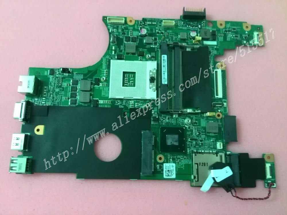 ФОТО Workging perfectly 04XGDT Motherboard For Dell Inspiron 3420 Laptop Motherboard 07Y9FF