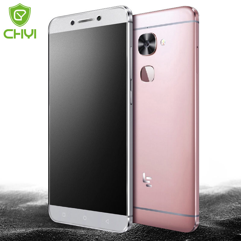 CHYI Anti Fingerprint Tempered glass For LeEco Le 2 X620 X520 Le2 pro S3 5.5inch Screen Protector Oleophobic Coating 9H Frosted