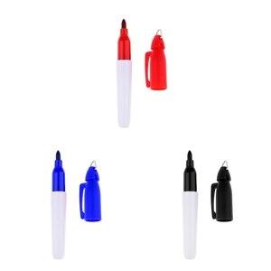 Image 1 - Mini piłka golfowa pisaki do rysowania szablonów narzędzie wyrównujące do golfa outdoorowe