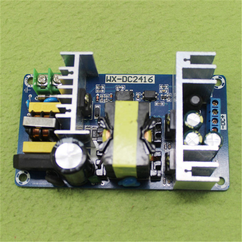 Module d'alimentation AC-DC AC 100-240 V à DC 24 V 9A 150 W carte d'alimentation à découpage